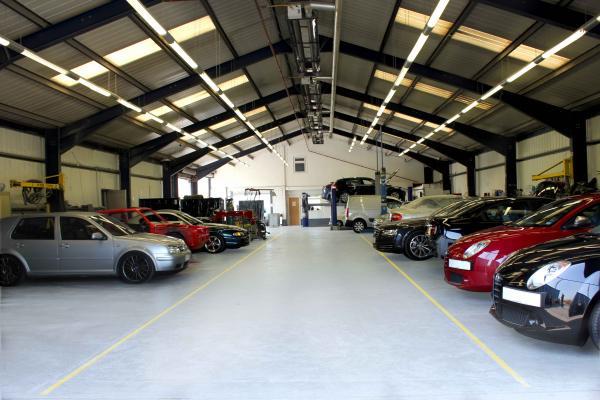 New Platt Motors Car Repairs in Northwich